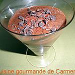 recette Mousse chocolat au piment d'espelette