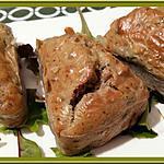 recette Minis cakes de Brocoli, Comté et Noix