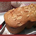 recette Cake amande et fleur d'oranger