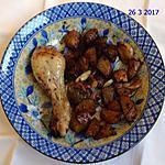 recette Pilons de poulet et pommes de terre épicées