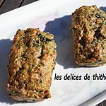 recette mini breizh cakes épinards et sardines citronnées