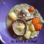 recette ragoût d'andouille