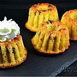 recette Mini Bundt Cake aux Fruits Confits