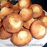 recette Madeleines de Commercy