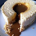 recette Bavarois vanille et confiture de lait
