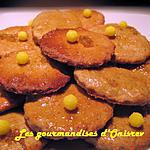 recette Sablés citron cannelle