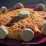 recette Gâteau yaourt aux Oréo®