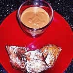 recette creme au carambar sans lactose