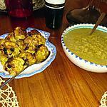 recette Boulettes de poulet aux abricots