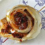 recette Filets de sabre au pesto rosso