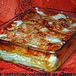 recette Gratin  de macaroni aux tomates et aux fromages