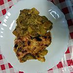 recette gratin courgettes pommes de terre