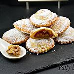 recette Rissoles Pommes Caramélisées et Pécans