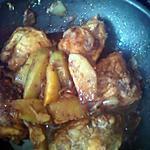 recette poulet chouchoux réunion