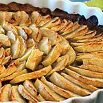 recette Pas juste une Tarte aux Pommes