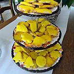 recette GALETTES sablés de pâques A L ORANGE
