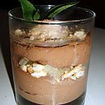 Mousse au chocolat aux agrumes