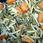 recette Jardinière de légumes (compatible dukan)