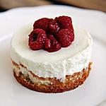 recette Bavarois léger aux fruits rouge