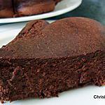 recette Archi-fondant au chocolat : le luflee (sans beurre)
