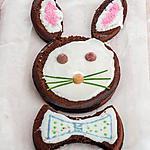 recette Gâteau lapin de Pâques