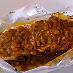 recette Papillottes de saumon coco-thai (compatible dukan)