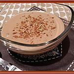 recette Crème à la Pralinoise au thermomix