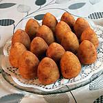 recette Arancini