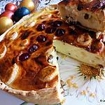 recette Gâteau de Pâques au fromage - Pască