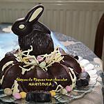 recette Gâteau de Pâques tout chocolat