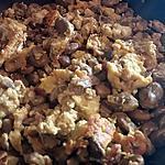 recette Fèves  fraîches aux oeufs