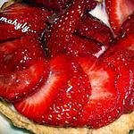 recette tarte fraisy