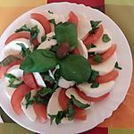recette Differentes declinaisons pour une salade caprese pas banale
