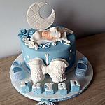 recette Gâteau naissance