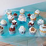 recette Cupcakes naissance garçon