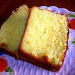 recette CAKE MOELLEUX A L'ORANGE  LIQUEUR ANISETTE