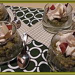 recette Mousse de Brocolis et sa crème chantilly à la Coppa