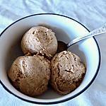 recette Glace au praliné sans lactose