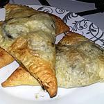 recette Boudin noir feuilleté au confit de figue