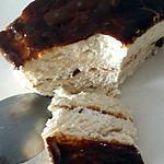 recette Mille-feuille carambar et mousse de poires