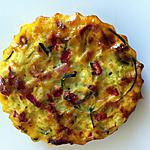 recette Tortillas de courgettes (compatible dukan)