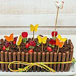 recette Jardinière au chocolat