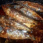 recette Sardines grillées à la portugaise