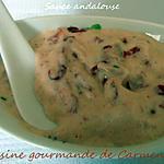 recette Sauce andalouse
