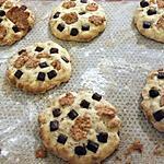recette Cookies aux Corn flakes