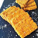 recette Biscuits salés bacon et fromage (compatible dukan)