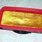 recette Cake moelleux au chocolat blanc
