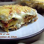 recette Lasagne aux légumes...
