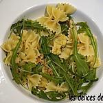 recette salade de pâtes à l'omelette