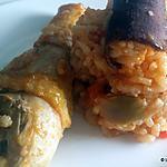 recette Riz wolof ou jollof du Ghana